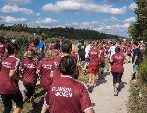 Arcadenlauf 2019 – 5km Hobbylauf in Bildern