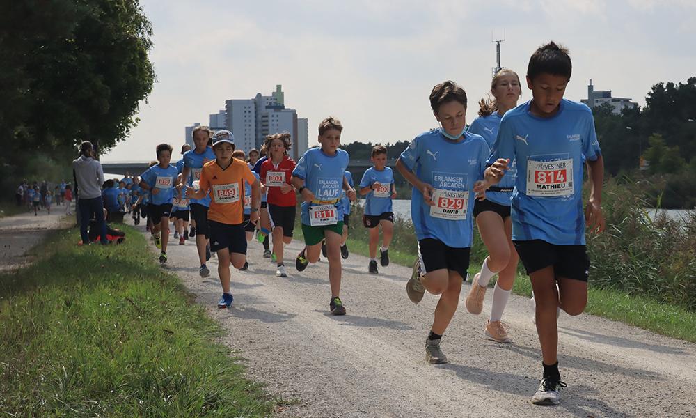 2,5 km Schülerlauf